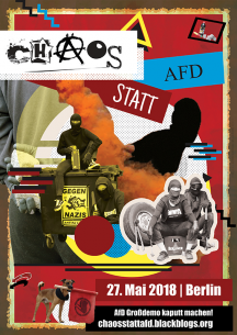 Chaos statt AfD png